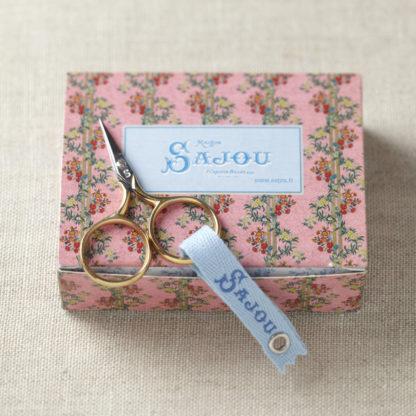 Sajou Little monster embroidery scissors