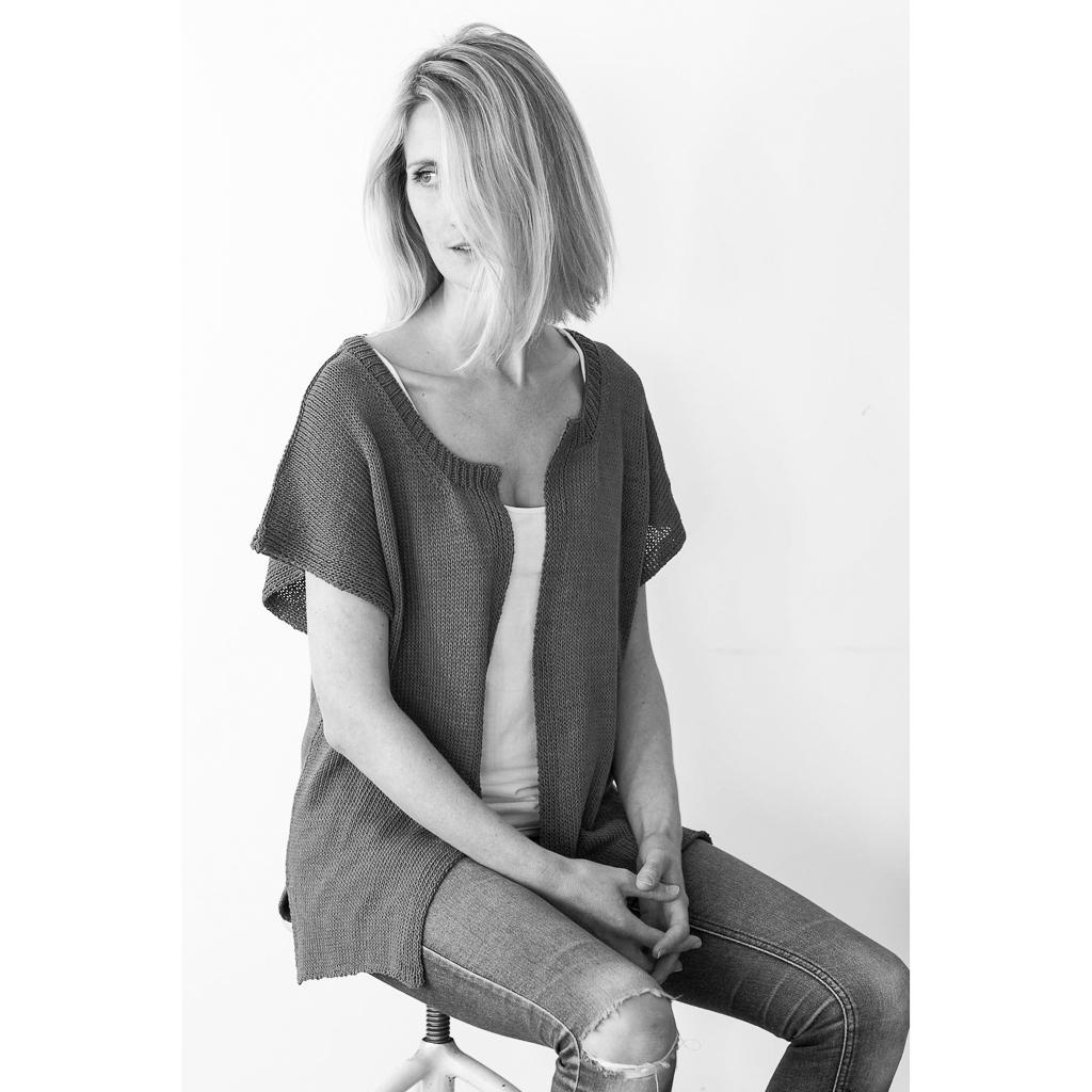 Erika Knight Studio Linen Palermo Hoop Haberdashery