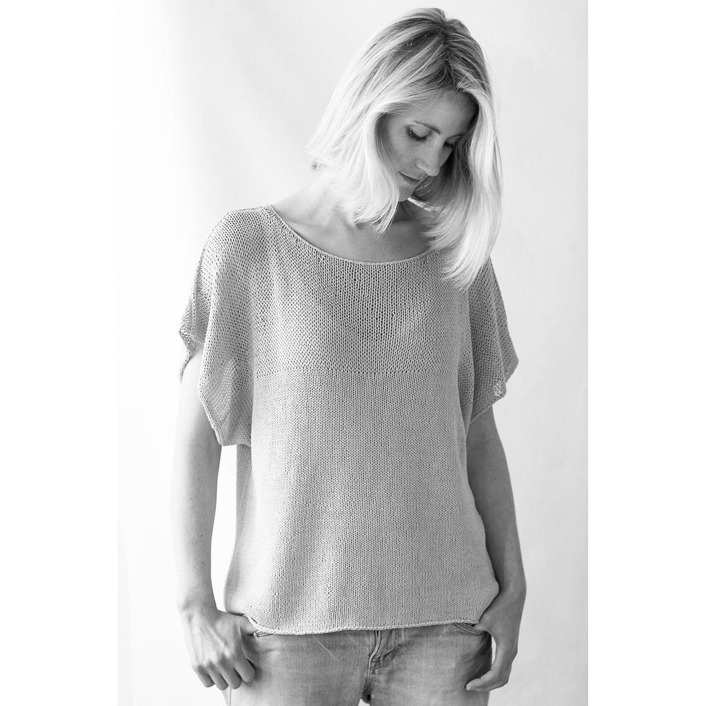 Erika Knight Studio Linen Siena Hoop Haberdashery