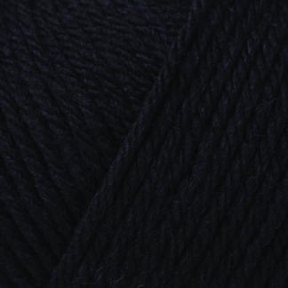Pure Wool Superwash Worsted - 00109 Black
