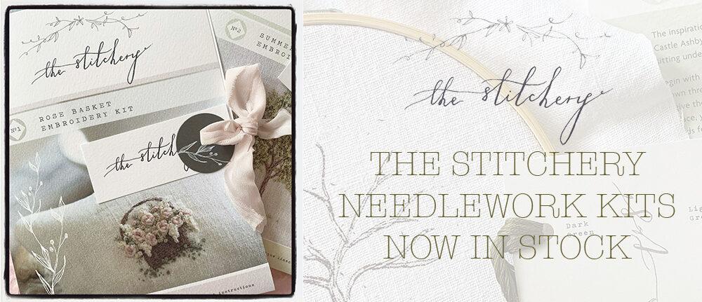 The Stitchery Kits